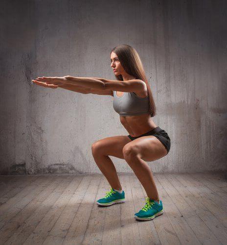 glutei | esercizi gambe