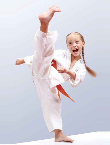 karate per bambini