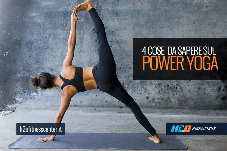power yoga benefici